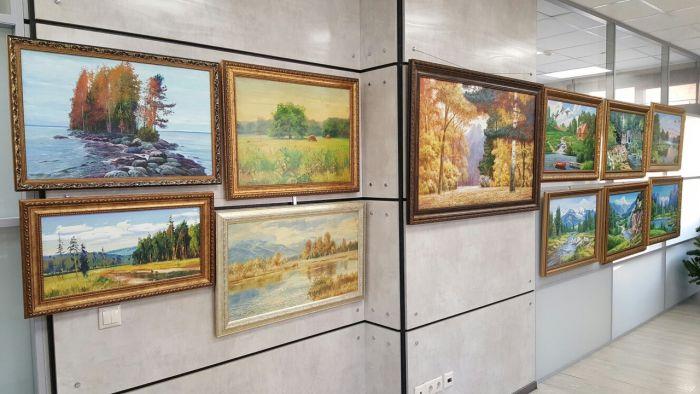 Куплю коллекцию картин