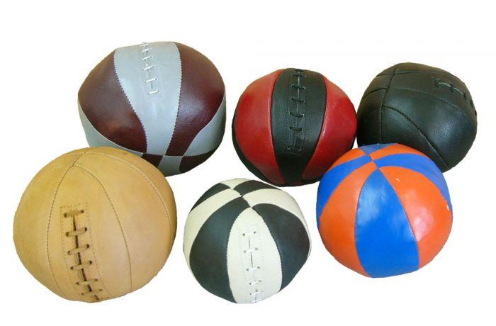 Как сделать набивной мяч