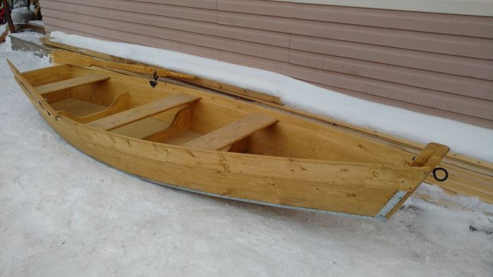 купить деревянную лодку в новгородской области
