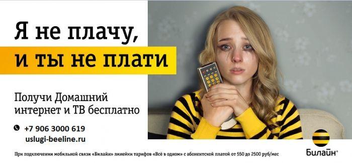274be9e4315a2 Домашний Интернет Билайн - Подключаем на всей территории России ...