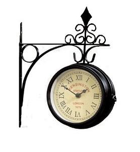 Часы со стрелками уличные купить наручные часы для электрика