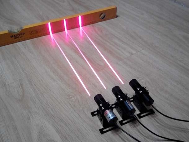 Лазерные указатели пропила своими руками