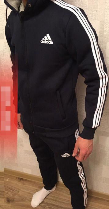 3b07f02c Спортивный костюм Adidas теплый купить, цена: 3200.00 руб Объявление ...