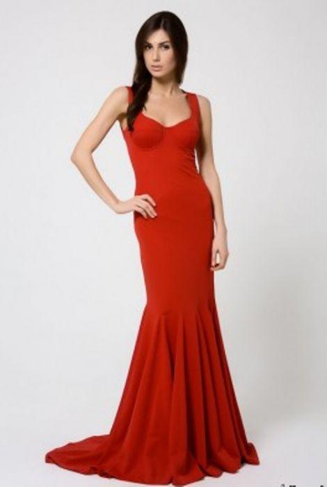 18c21311fc108ff Длинное вечернее платье с шлейфом D&G купить, цена: 5900.00 руб ...
