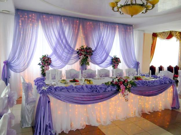 Свадебного зала своими руками