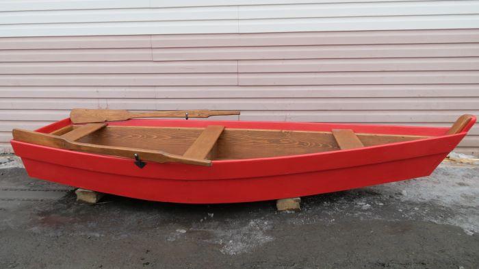 как сделать декоративную лодку своими руками