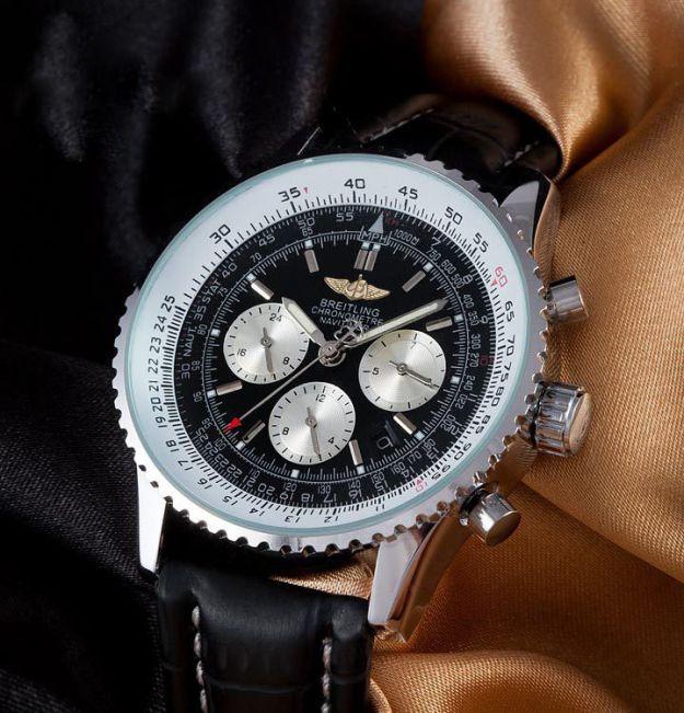 d9a416c5 Мужские часы Breitling Navitimer (механика) подарочная коробка ...