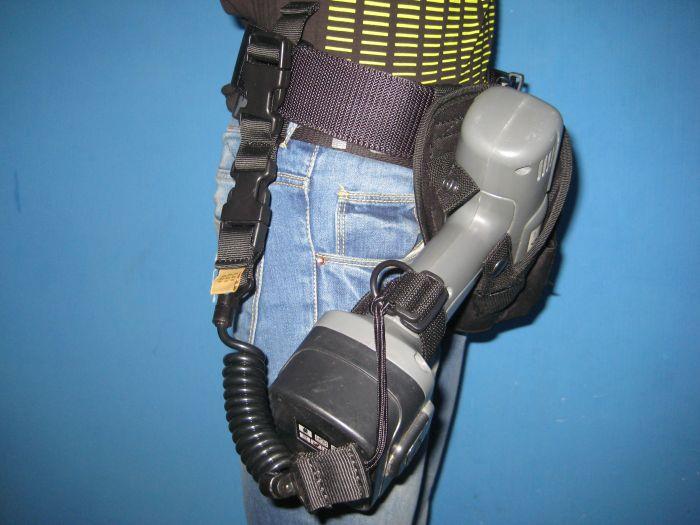 Кобура для шуруповерта с карманом для бит и сверл Matrix 90243