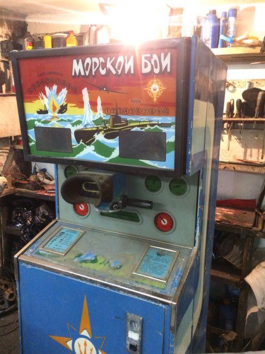 Советские игровые автоматы купить