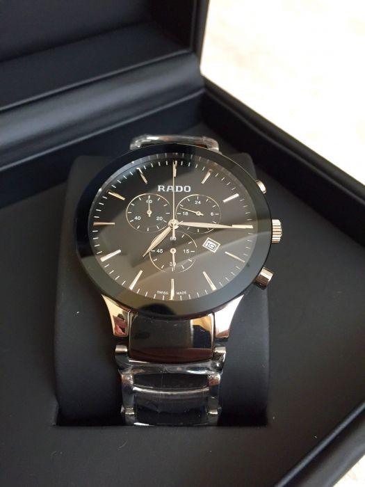 13253dac1875 Мужские Часы Rado Centrix керамика купить, цена  15000.00 руб ...