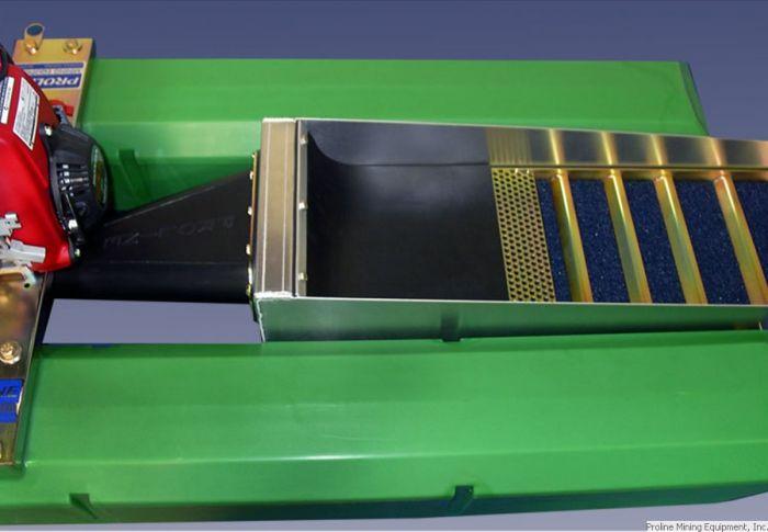 Оборудование для промывки золота своими руками